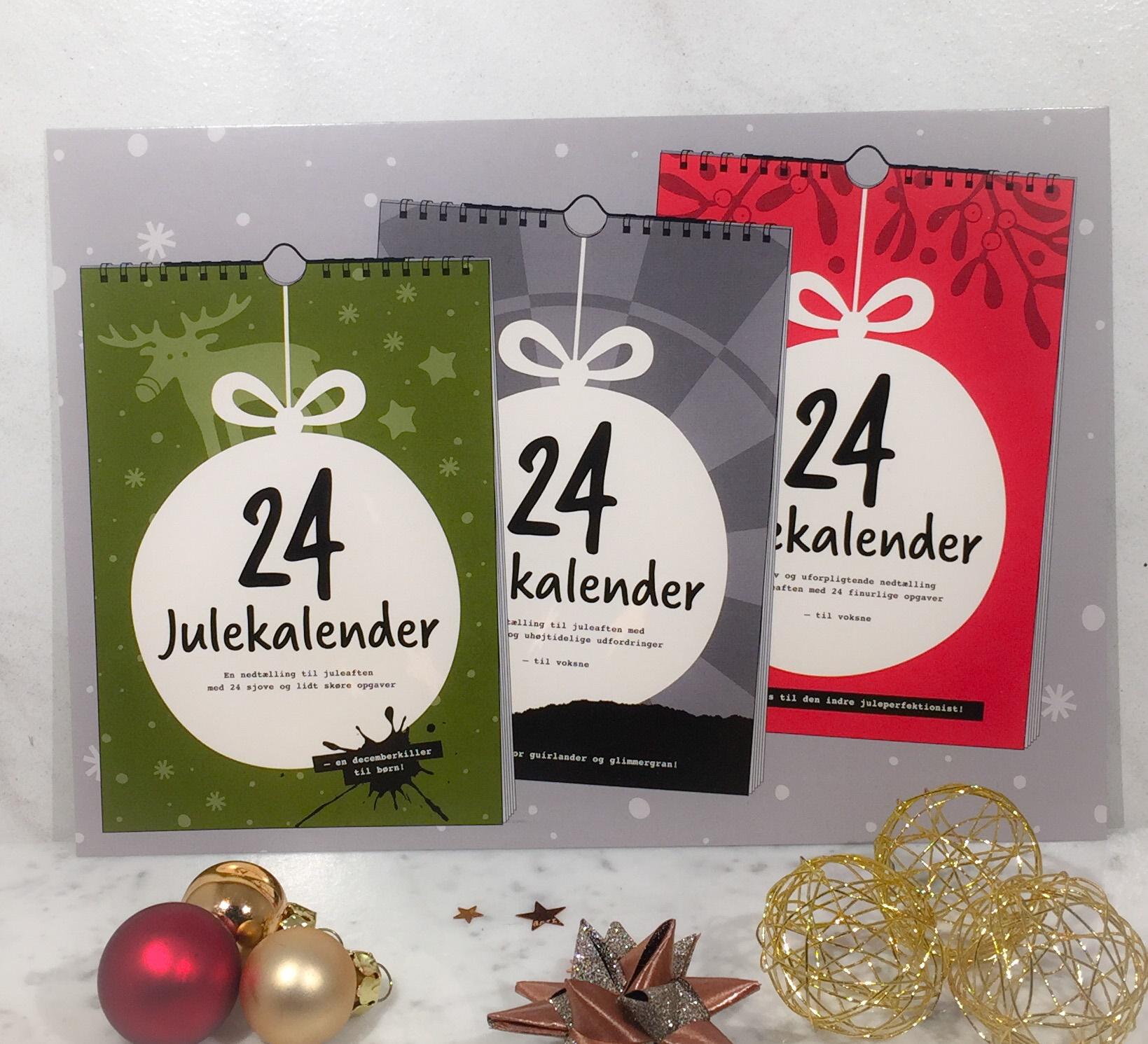 Julekalender, Julekalender 2017, 24Julekalender, 24 Julekalender,