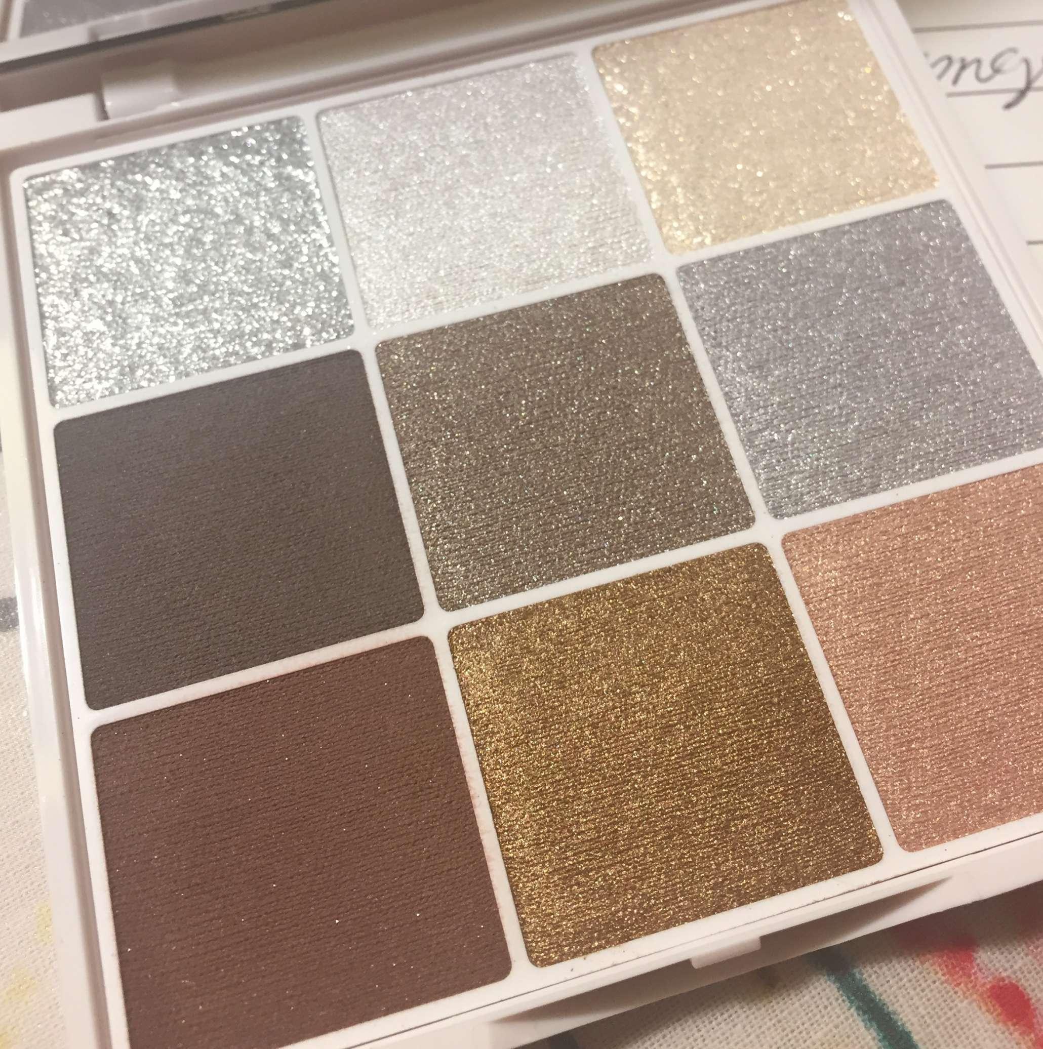 Eyeshadow, Øjenskyggepalette, Rituals, Rituals makeup, Palette,