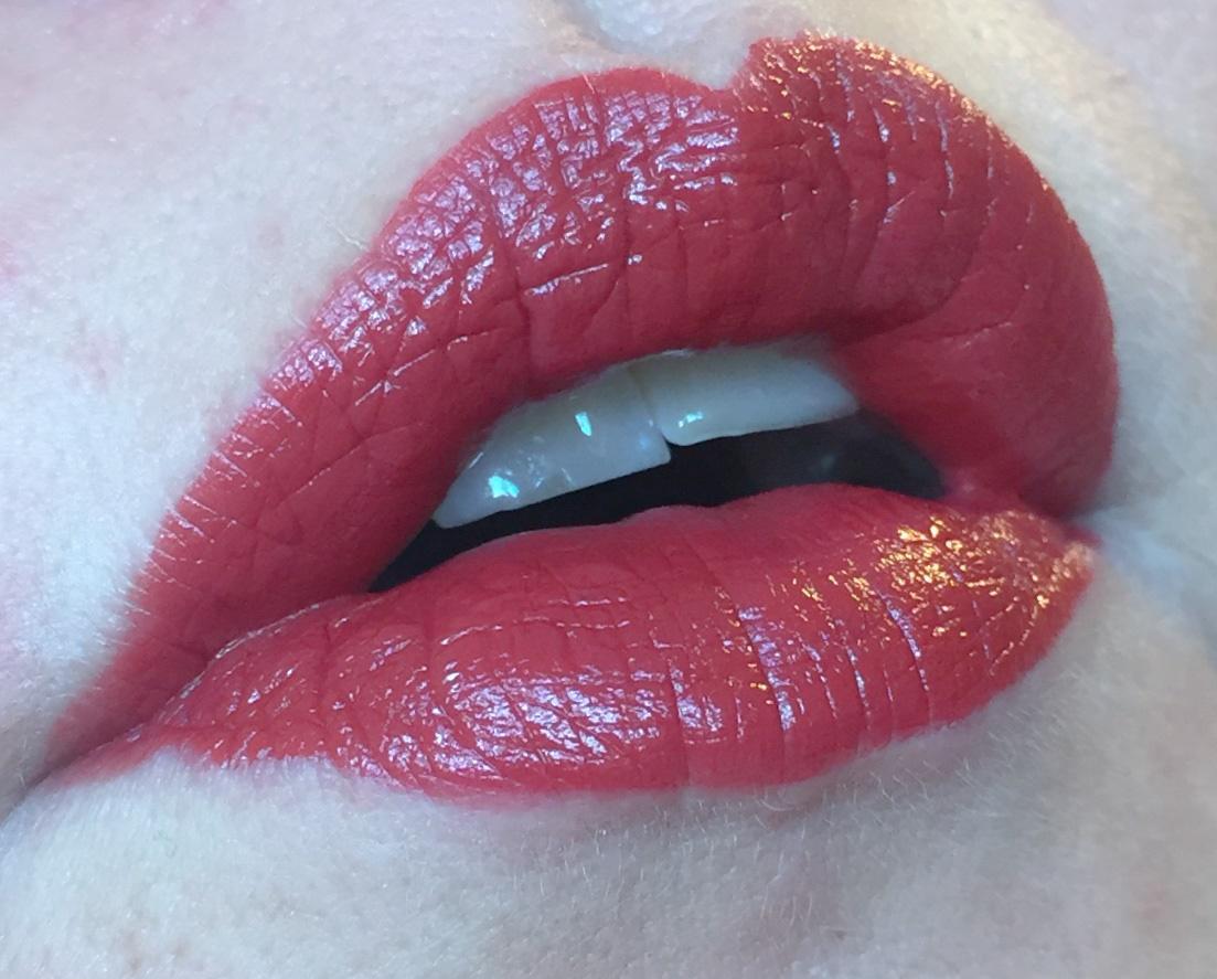 Hazel Red, Lipstick, Krummeskrummelurer, Lips, Læbestift, Rituals Makeup, Rituals,