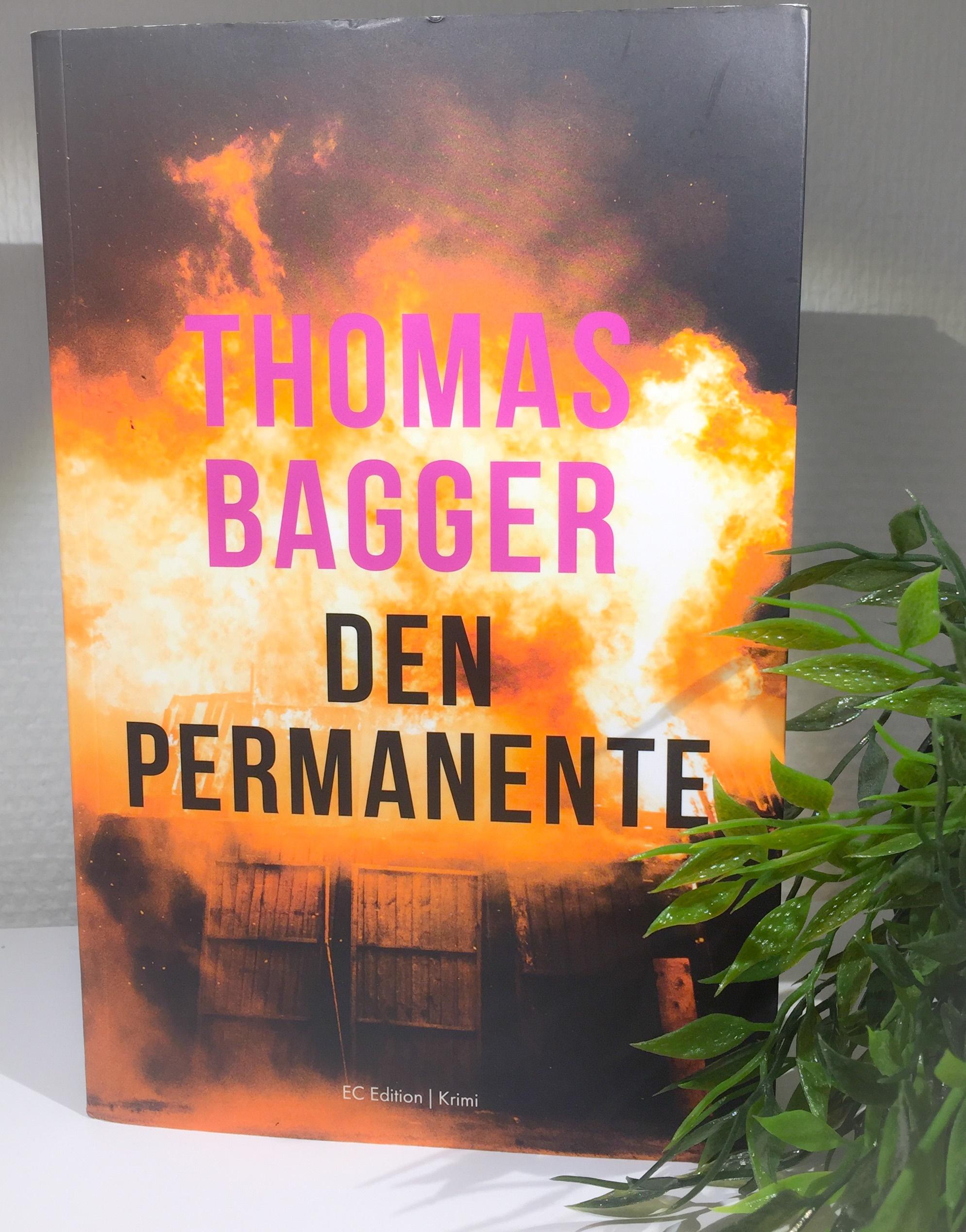 Thomas Bagger, Thomas Bagger Den Permanente, Den Permanente, Ask Hjortheede, Camilla Staal, Krummeskrummelurer, Krimidebutant, Sander Ravn,