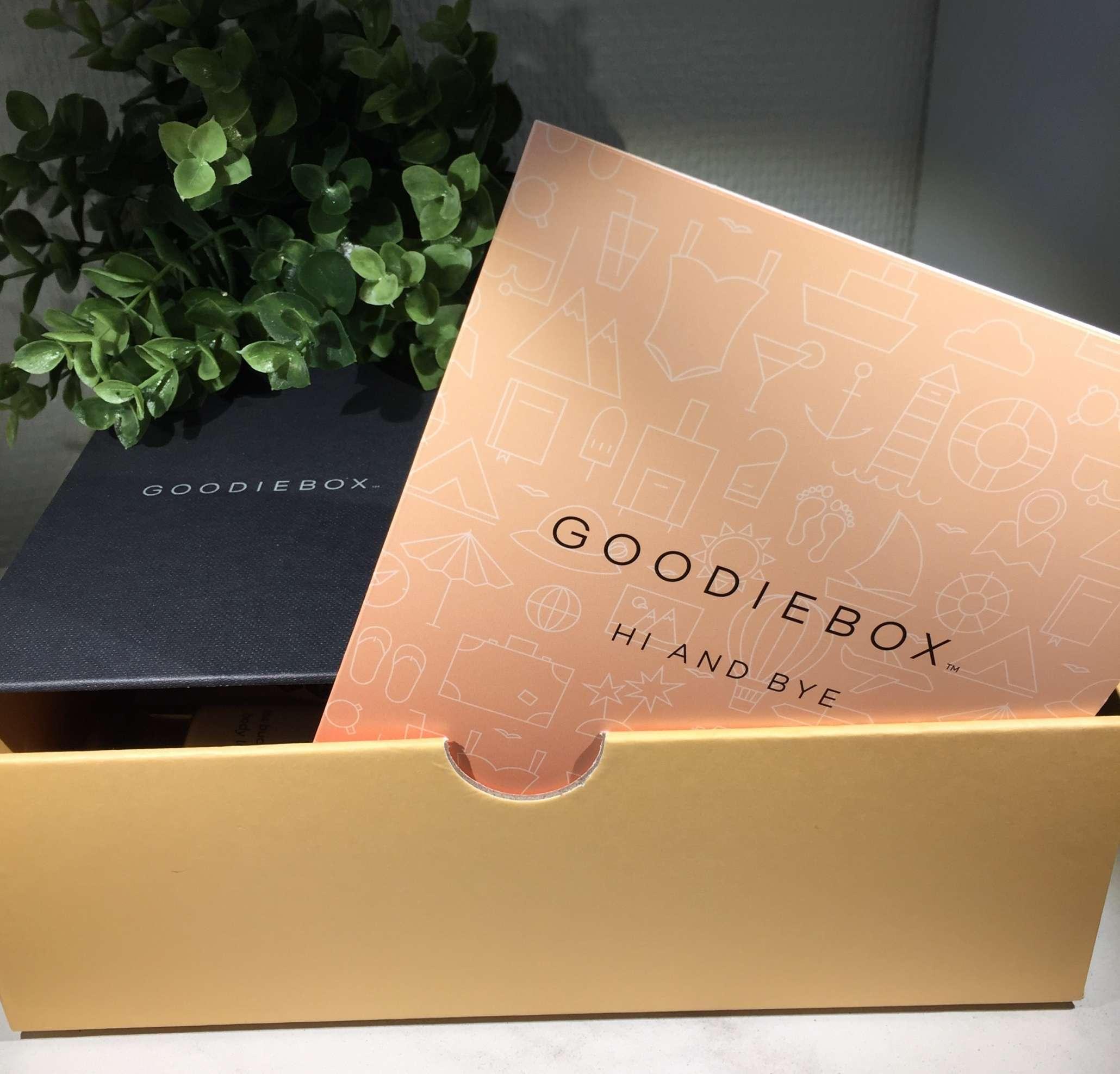 Goodiebox, Goodiebox.dk, Goodiebox Danmark, Ilse Jacobsen, Clean, Ziaja, Paese, Vichy, Balance Me, Løwén,