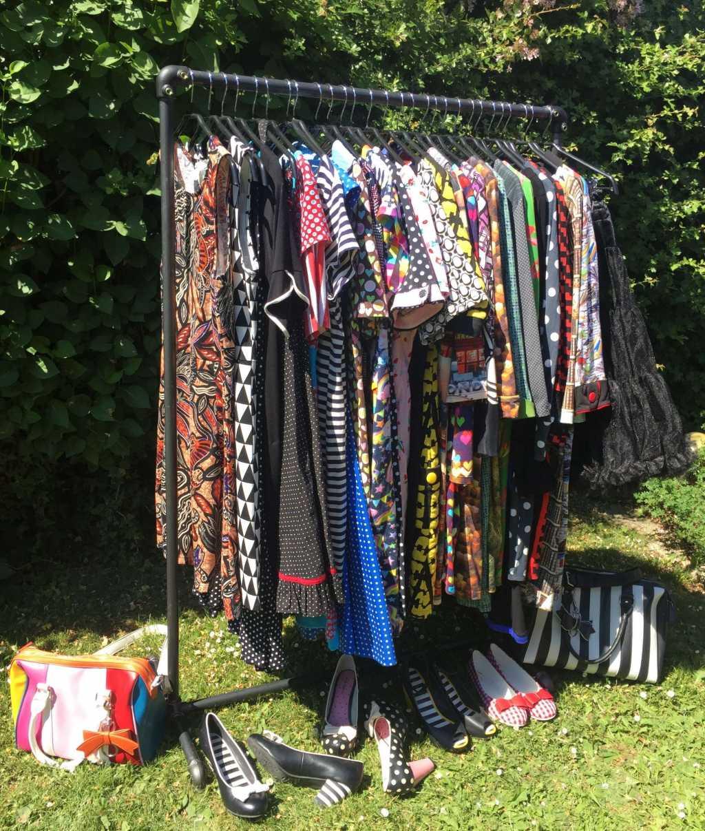 ziito.dk, ziito, tøjstativ, bæredygtighed, vandrør, kjoler, lindybop, dumilde, margot, stativ,