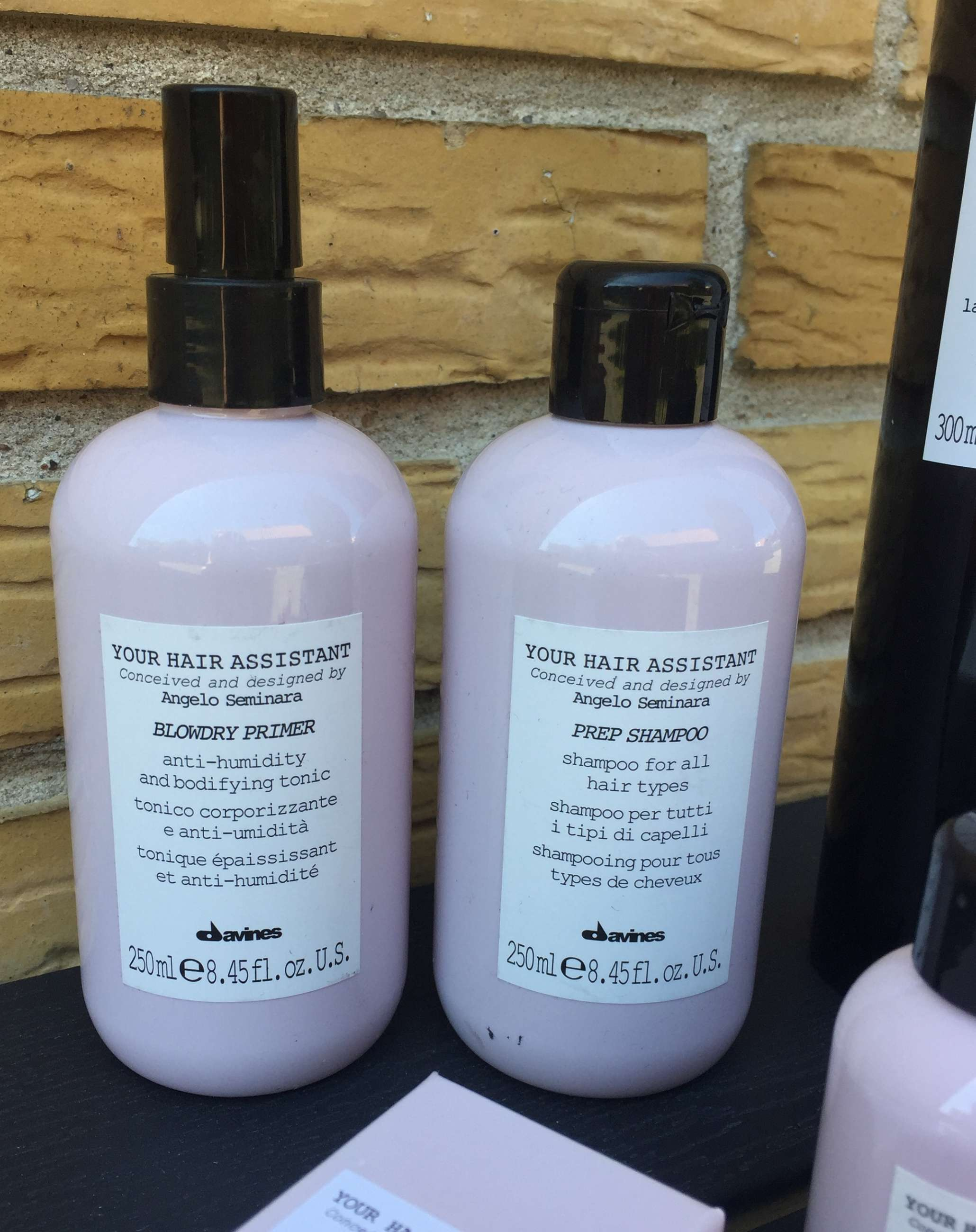 Davines, Anmeldelse, Davines Your Hair Assistant, Your Hair Assistant,