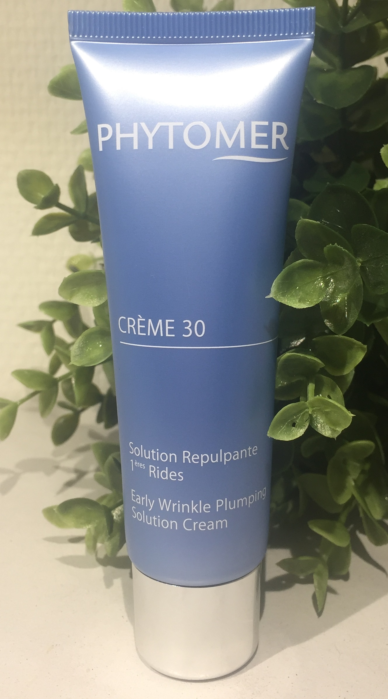 Phytomer, Créme 30, Early wrinkle plumping solution Cream,