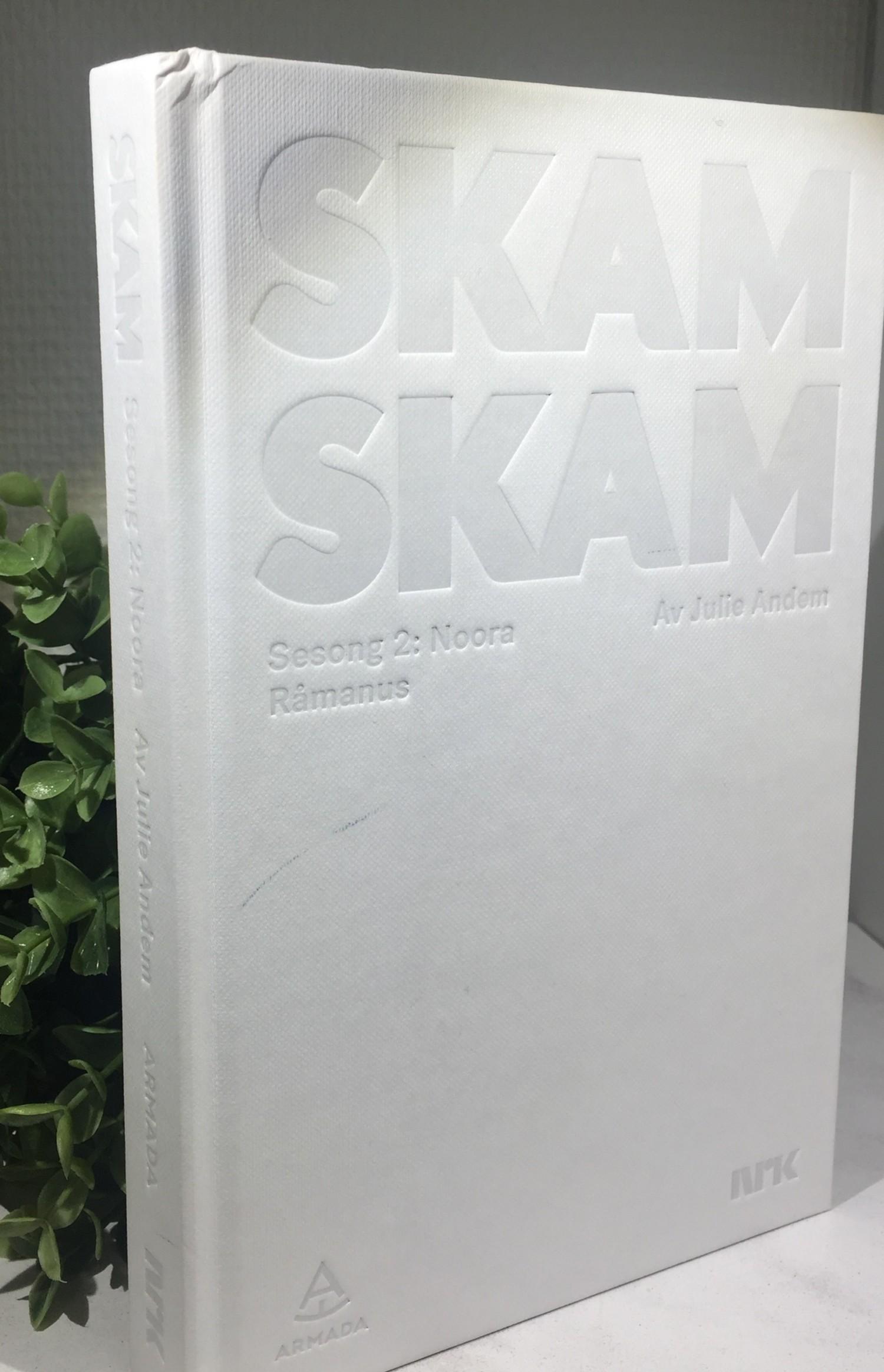 Norge, Norway, SKAM, Skam bøker, SKAM uredigeret manus, Skeivt arkiv, SKAM, Julie Andem,