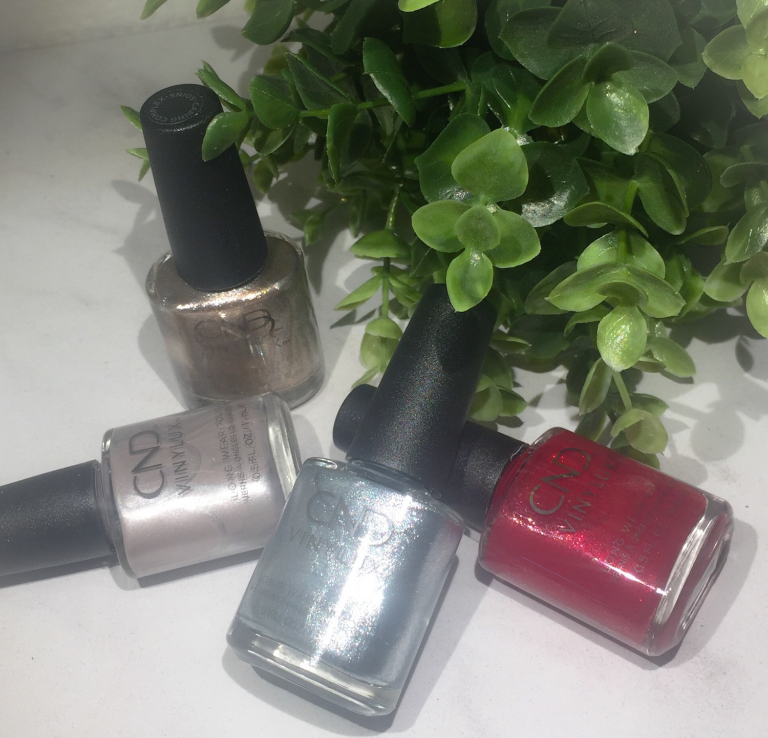 CND, CND Vinylux, Vinylux, CND Danmark, Soirée Strut, Kiss Of Fire, After Hours, Bellini, Swatch, Swatches, Night Moves The Collection, Swatches Night Moves,
