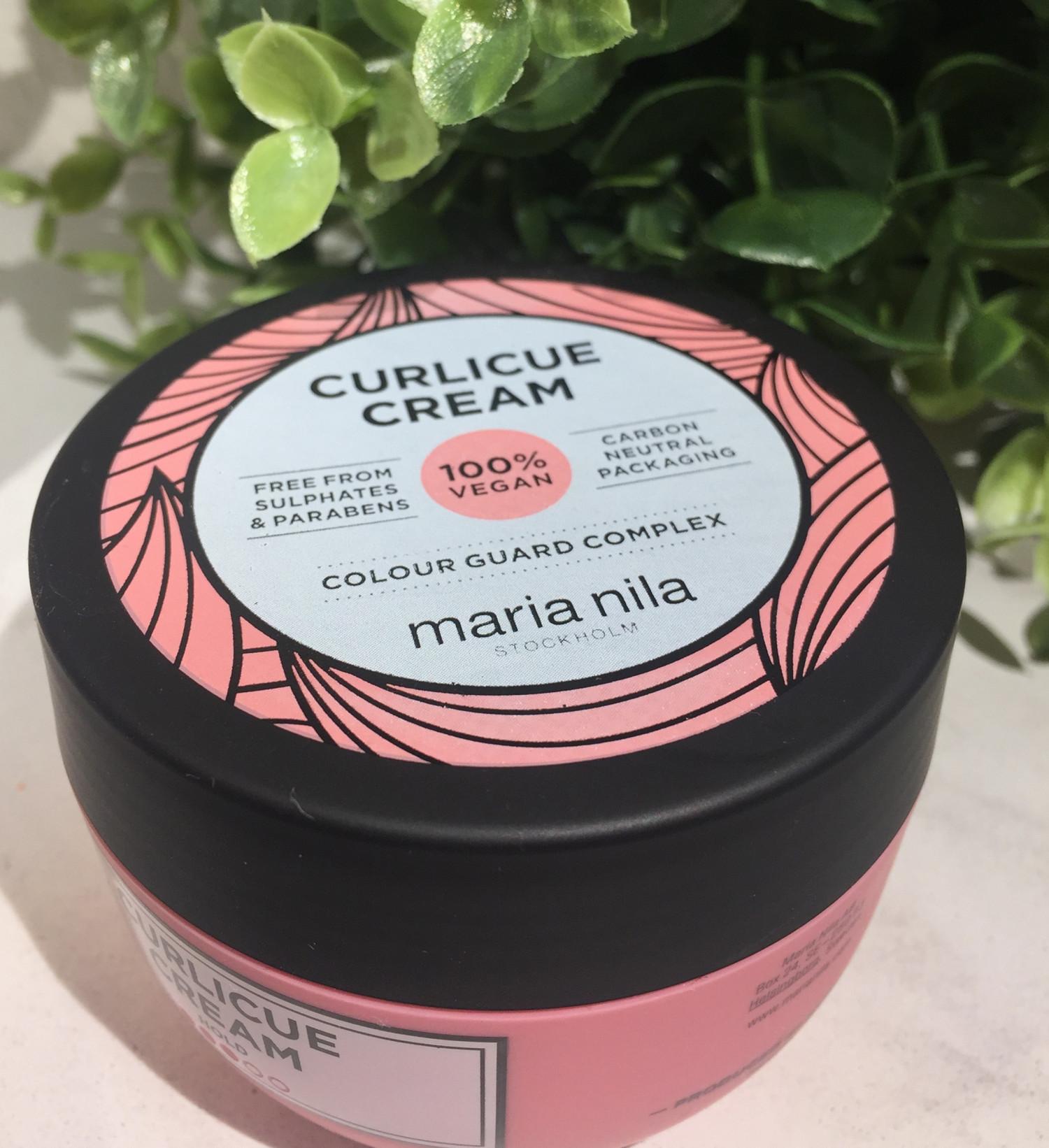 Maria Nila, Pure Volume Shampoo, Cream Heat Spray, Curlique Cream, Krummeskrummelurer, Krummes Krummelurer, Krumme tester, Billigvoks, Biligvoks.dk,