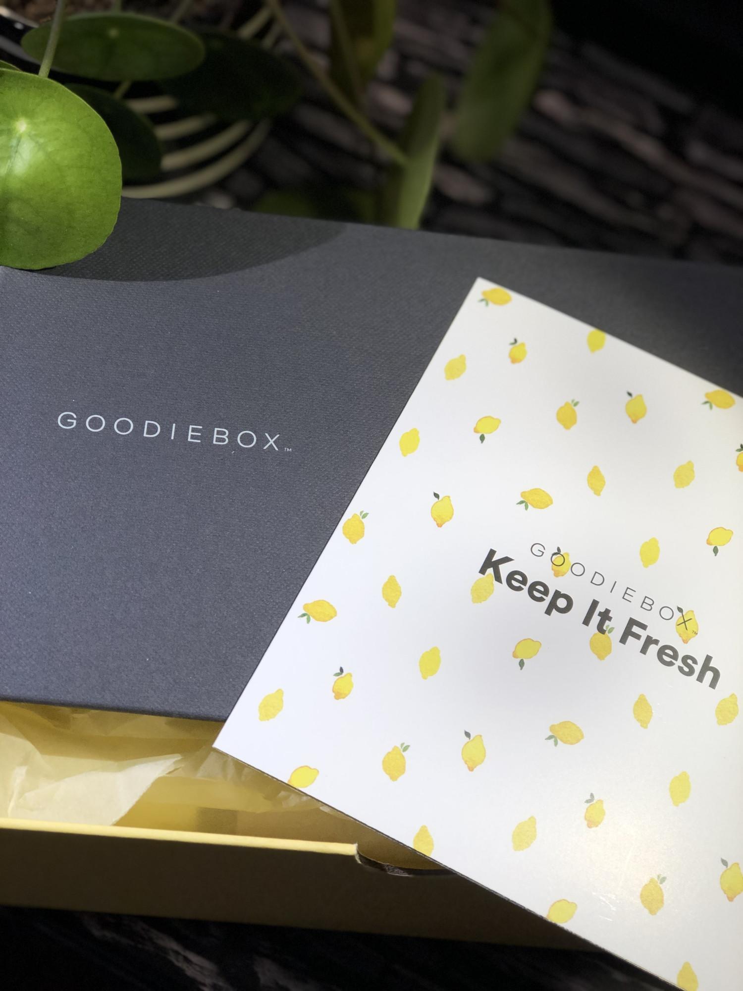 Goodiebox, Goodieboxdk, Goodiebox Danmark, Goodiebox Denmark, Krummes Krumelurer, Krummeskrummelurer, Anmeldelse.