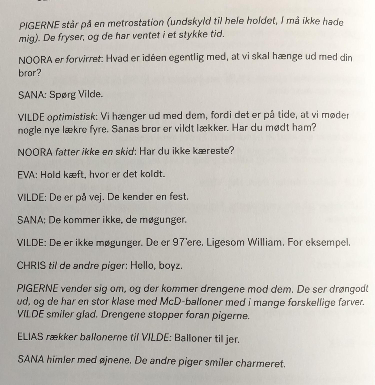 SKAM, SKAM sæson 4, SANA, Sana sin sesong, Sesong 4, Skam sesong 4, Julie Andem, NRK, Høst & Søn, Isak & Even, Noora og Wilhelm, Noora og William, Linn & Eskild, Jonas og Eva, Eva og P-Chris, VIlde og Magnus, Mahdi, Evak, Sana, Boganmeldelse, Anmeldelse, Anmeldereksemplar, Krummes Krummelurer, Krumme anbefaler, Krummes bøger, Krummeskrummelurer.dk