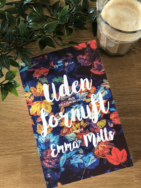 Uden fornuft, Emma Mills, Palatium Books, Boganmeldelse, anmeldelse af uden fornuft, krummeskrummelurer, krummeskrummelurer.dk, Foolish Hearts, anmeldereksemplar,