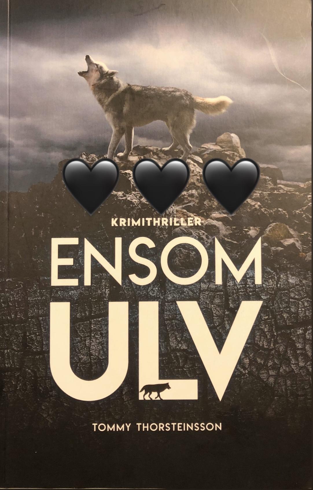 Tommy Thorsteinsson, Ensom Ulv, Forfatterskabet.dk, krummeskrummelurer, krummeskrummelurer.dj, Krummes Krummelurer, boganmeldelse, anmeldelse,