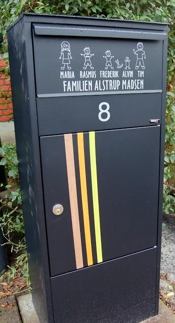 Personlig postkasse