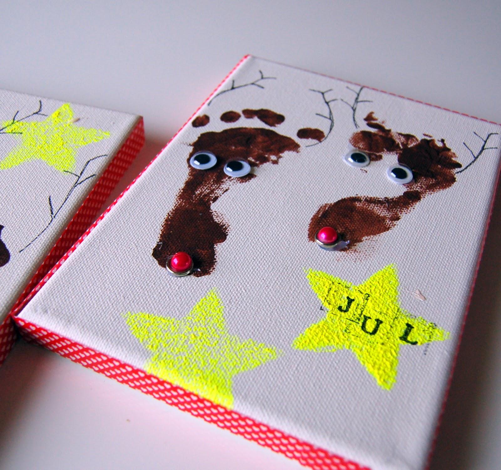 Rudolf fodaftryk