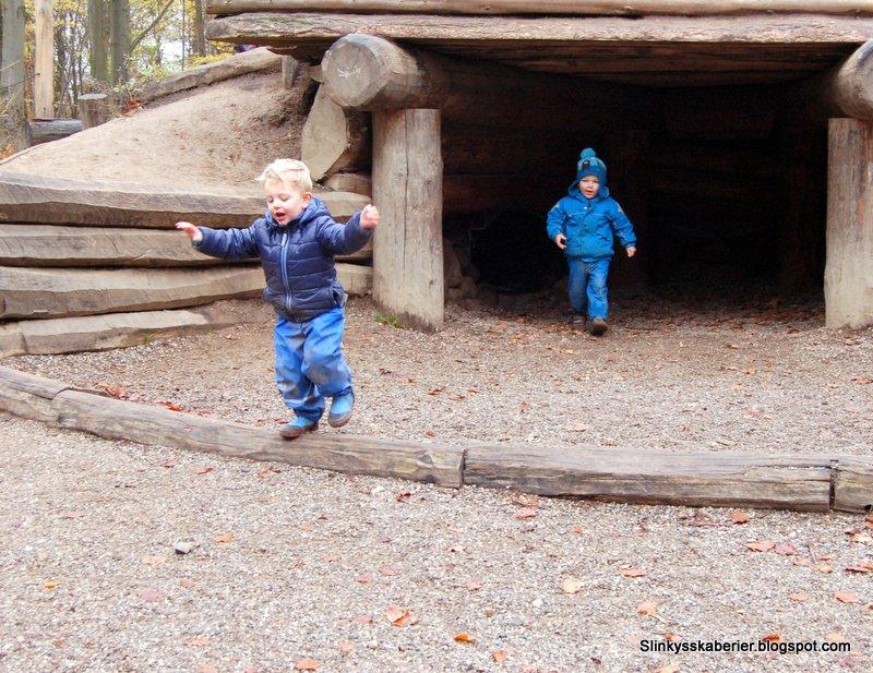 natur legepladsen i Hillerød