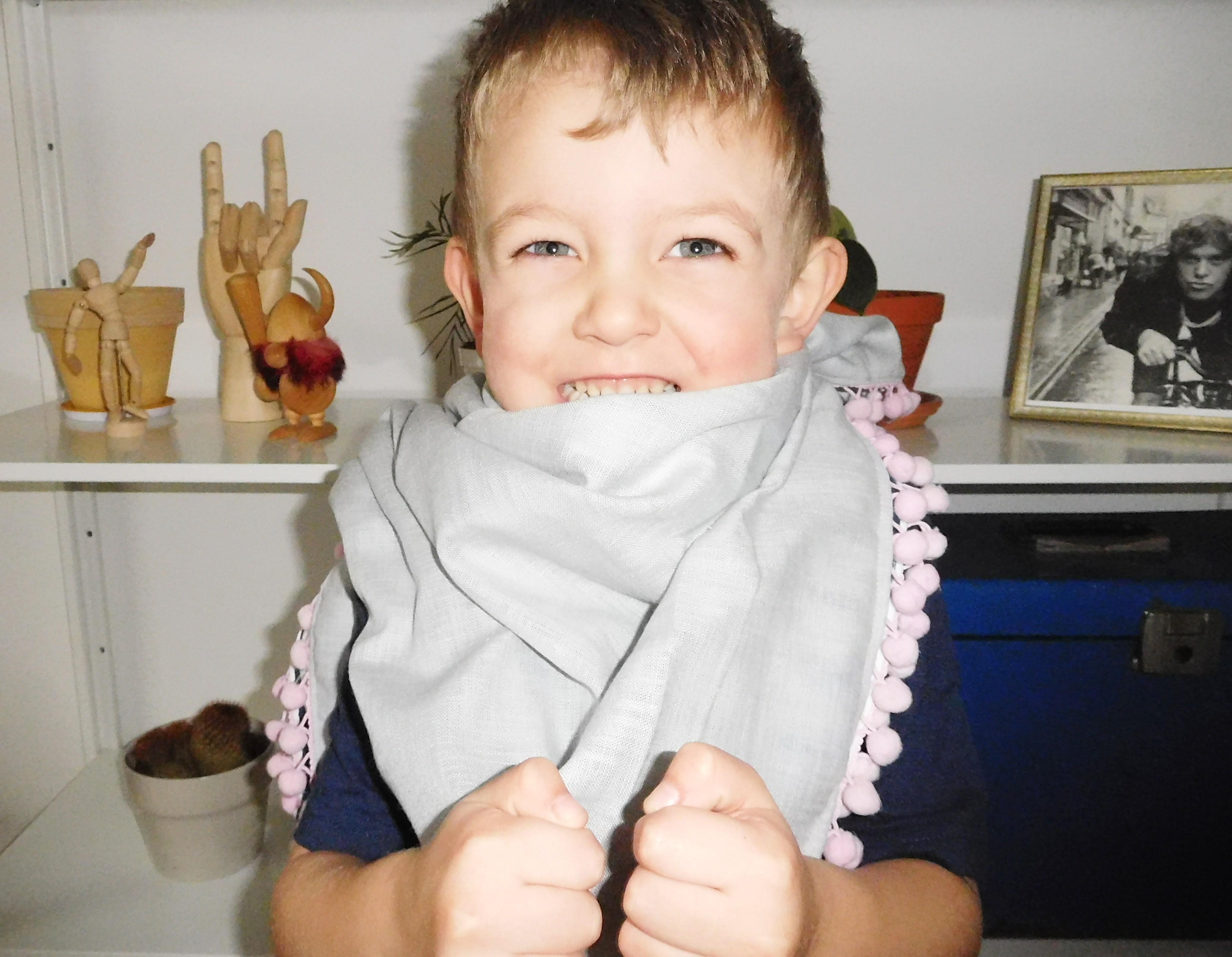 sy selv et tørklæde