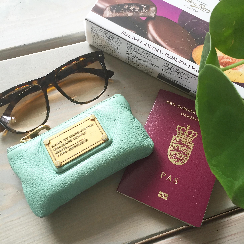 fly til Budapest