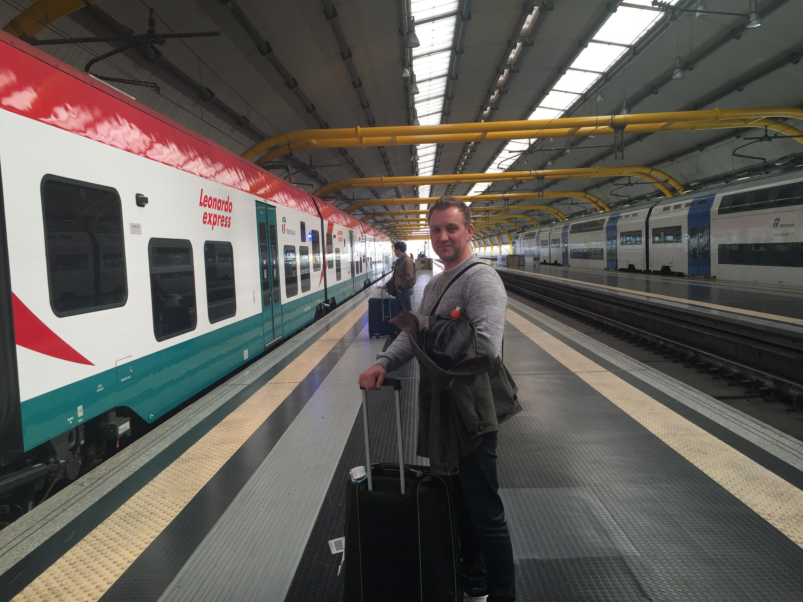 kærestetur til Rom