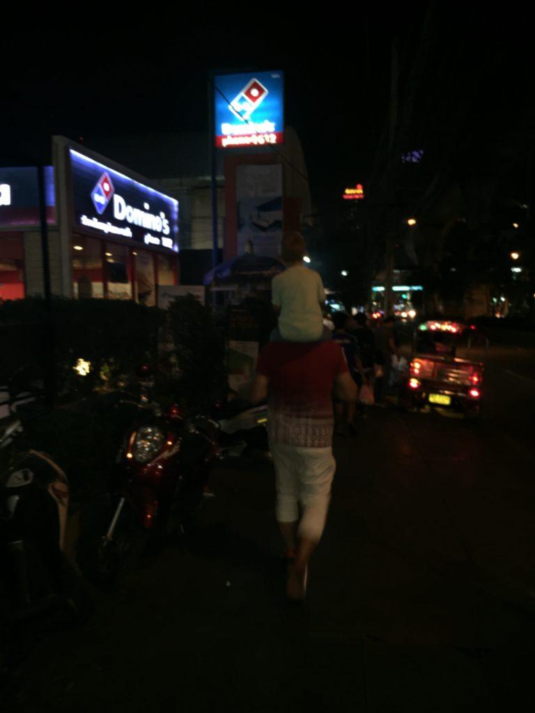 bangkok med børn