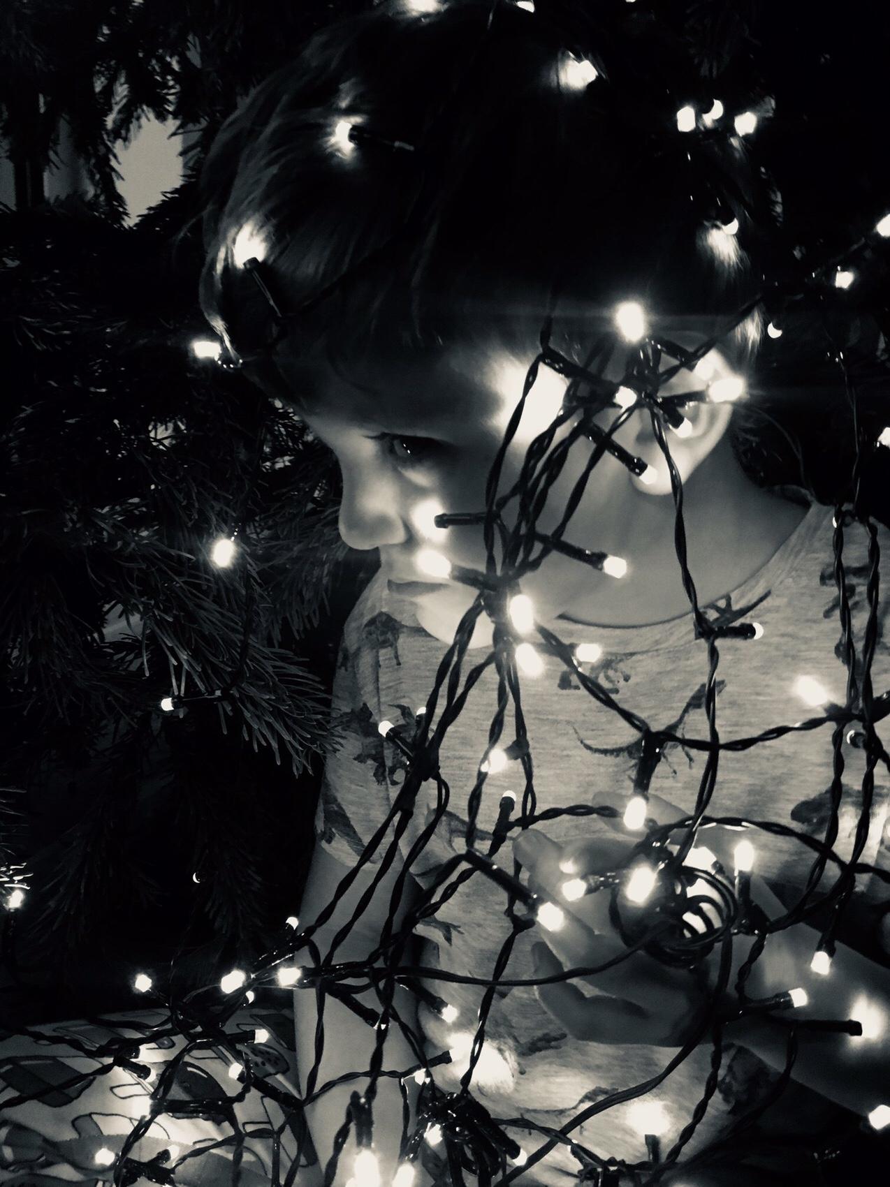idé til julefoto