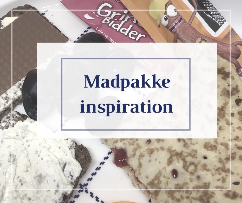 madpakke inspiration