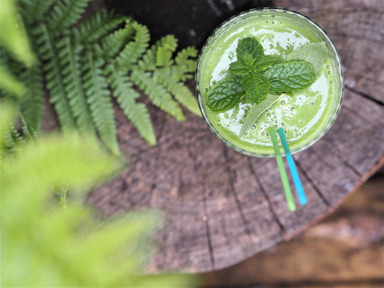 greenie smoothie opskrift