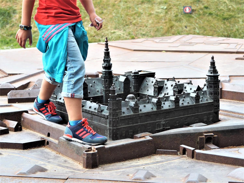 Guidet tur for børn på Kronborg
