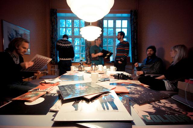 Labelkollektiv Distribution - kulturformidleren.dk