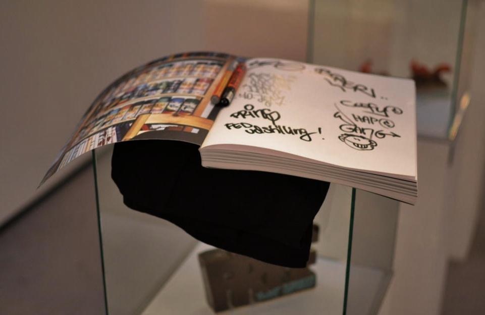 Dansk Graffiti 1984-2013 No 8- Kulturformidleren.dk