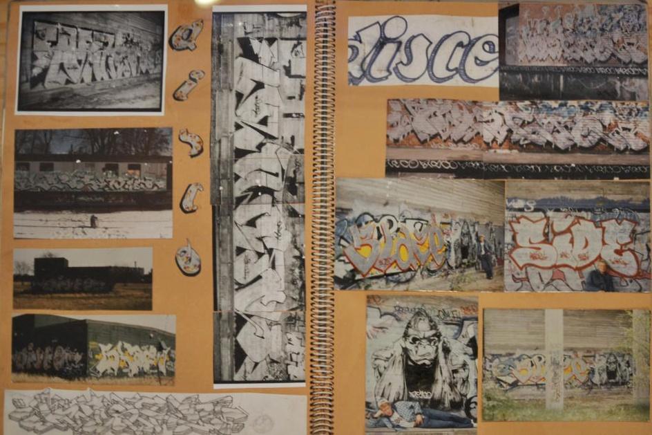 Dansk Graffiti 1984-2013 No 9- Kulturformidleren.dk