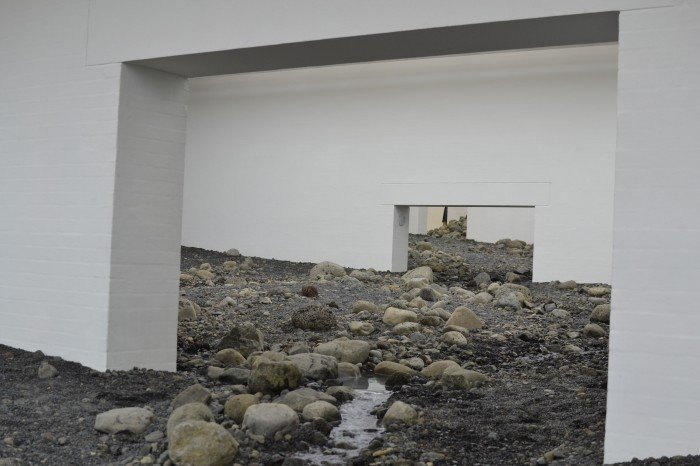 Olafur Eliassons Riverbed på Louisiana 2