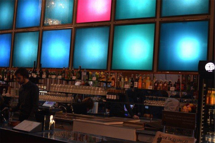 Kino International - Ud og drikke i Berlin