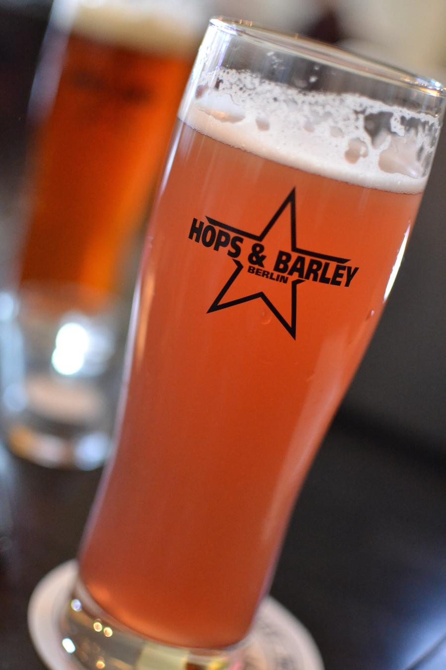 Hops & Barley - Ud og drikke i Berlin