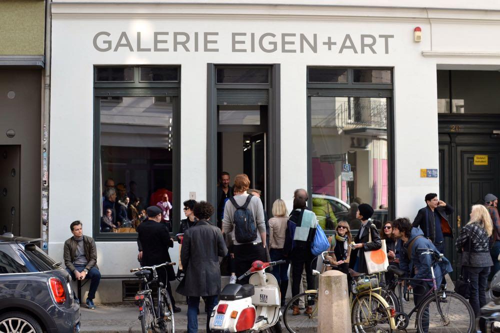 Gallery Weekend Berlin 1