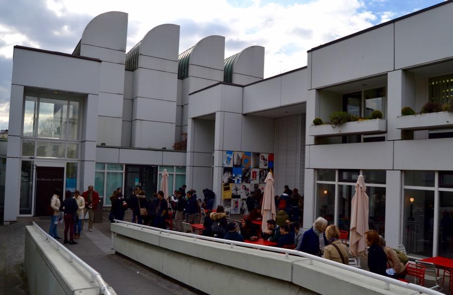 Kulturformidleren Bauhaus-Archiv 2
