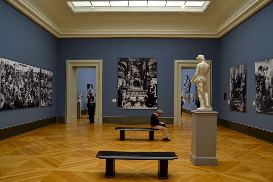 Kulturformidleren museumsøen - 5 Bode-museum