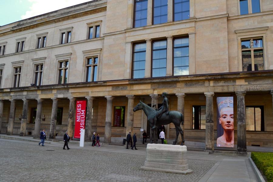 Kulturformidleren museumsøen - 6 Neues Museum
