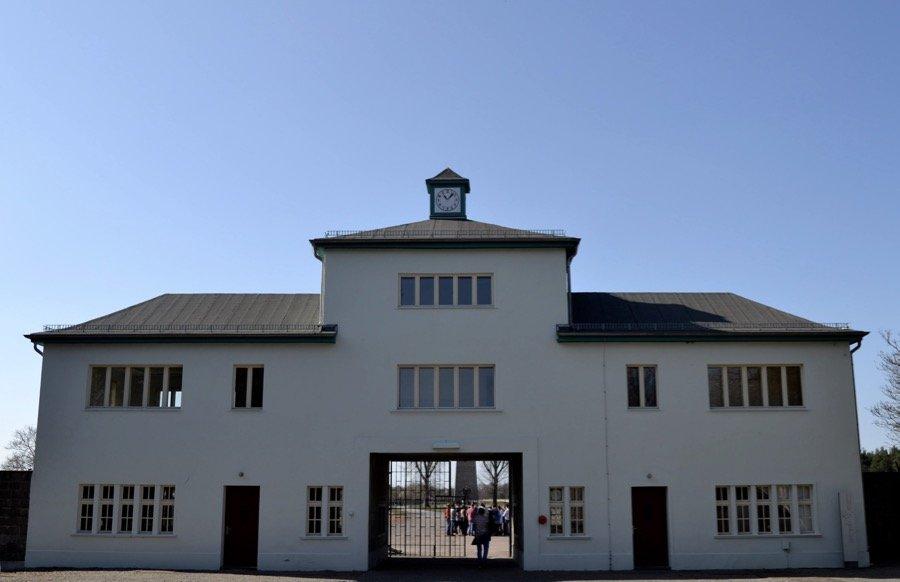 Kulturformidleren Sachsenhausen 1