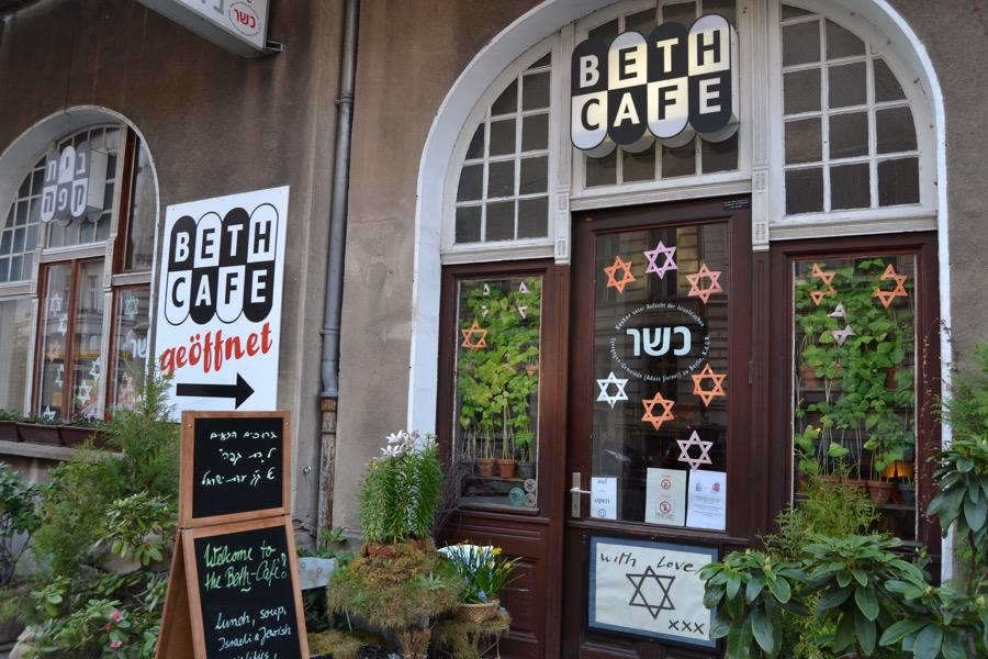 Kulturformidleren Beth Cafe