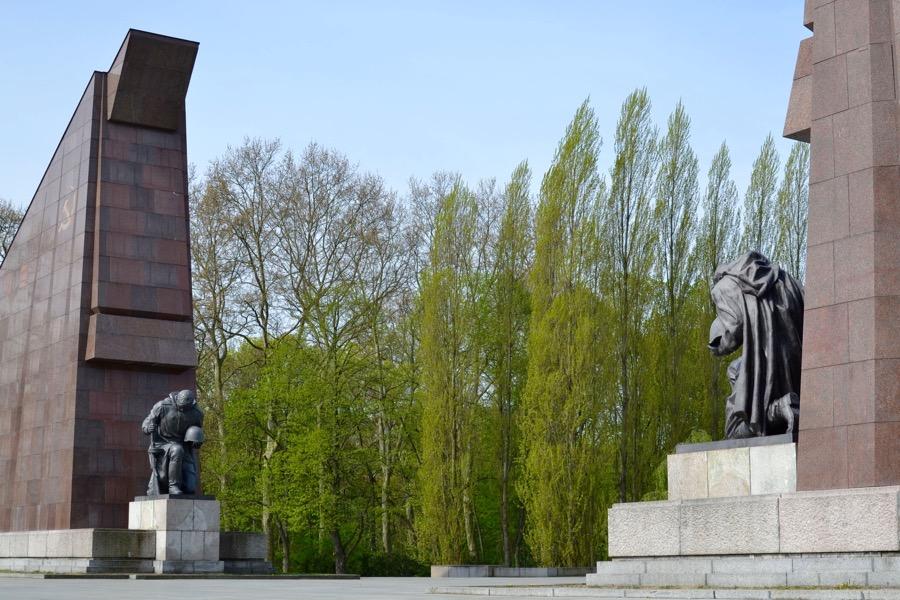 Kulturformidleren Sowjetisches Ehrenmal 2