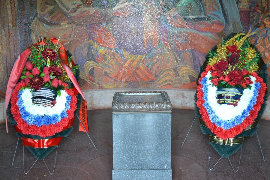 Kulturformidleren Sowjetisches Ehrenmal 5