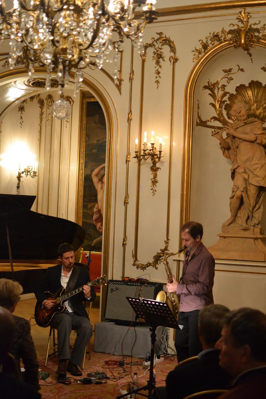 Kulturformidleren - French Jazz week - 2