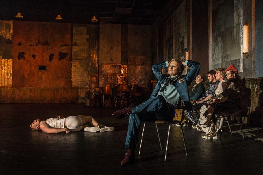 Ødipus og Antigone, fotocredits: Natascha Thiara Rydvald