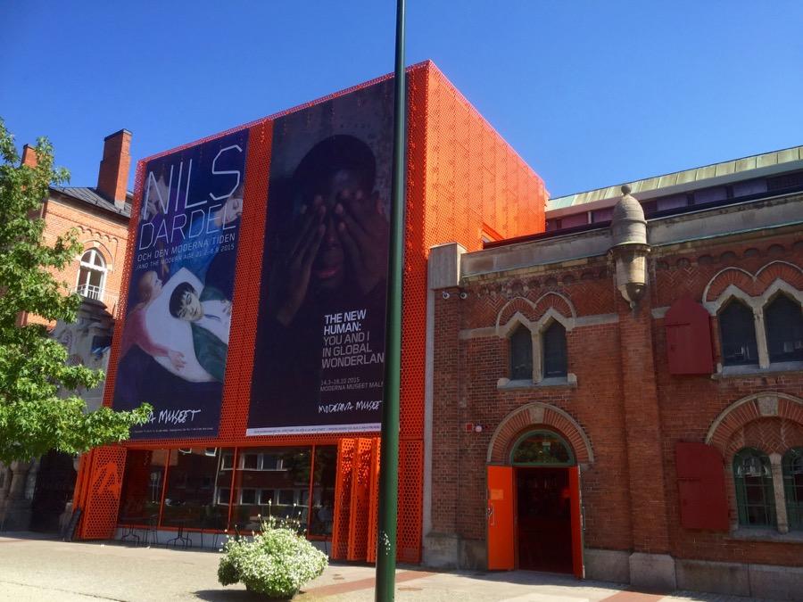 Kulturformidleren Moderna Museet Malmø