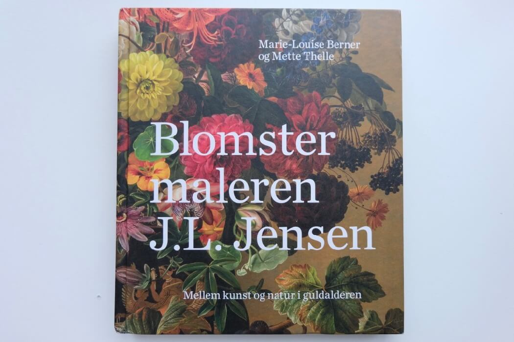 Blomstermaleren J.L. Jensen Nivaagaard - kulturformidleren - 1