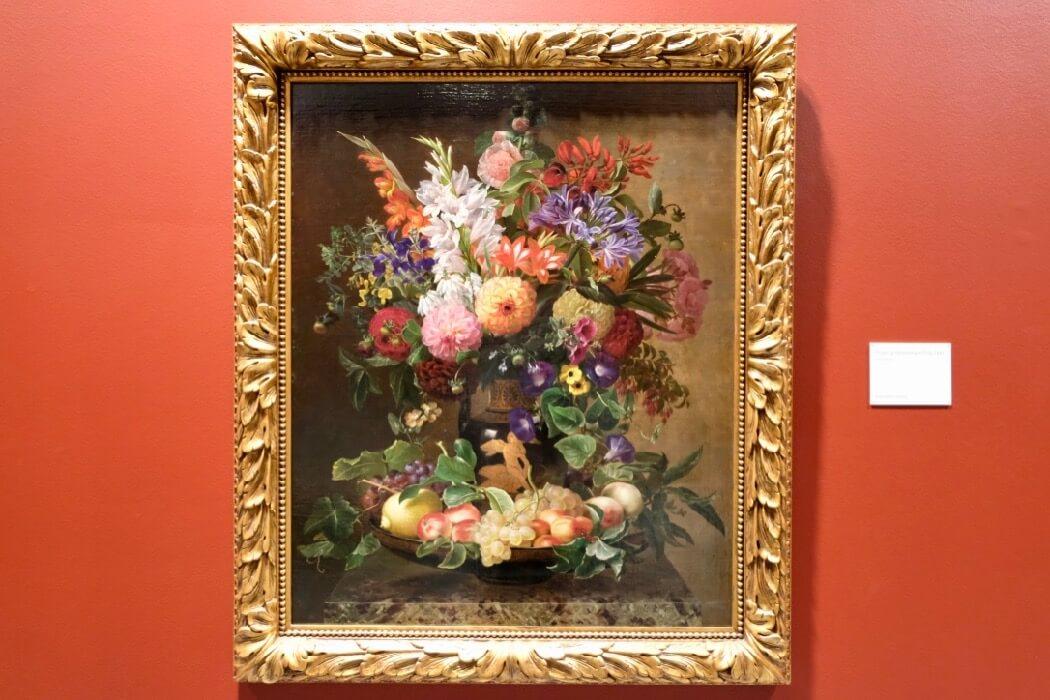 Blomstermaleren J.L. Jensen Nivaagaard - kulturformidleren - 15