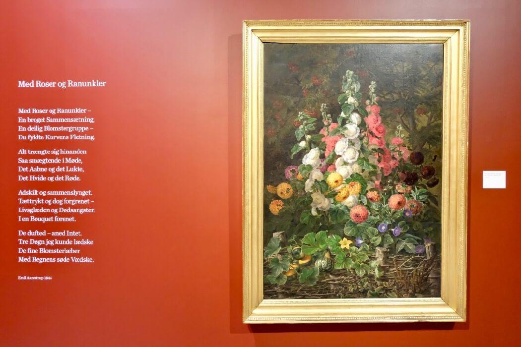 Blomstermaleren J.L. Jensen Nivaagaard - kulturformidleren - 14