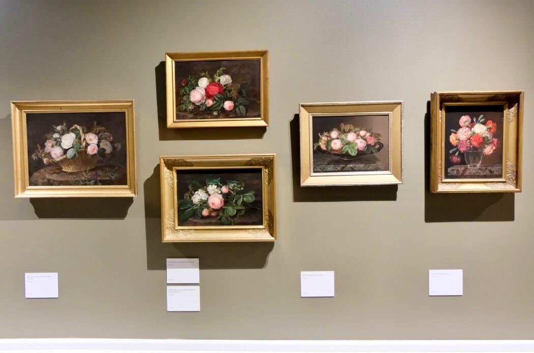 Blomstermaleren J.L. Jensen Nivaagaard - kulturformidleren - 5