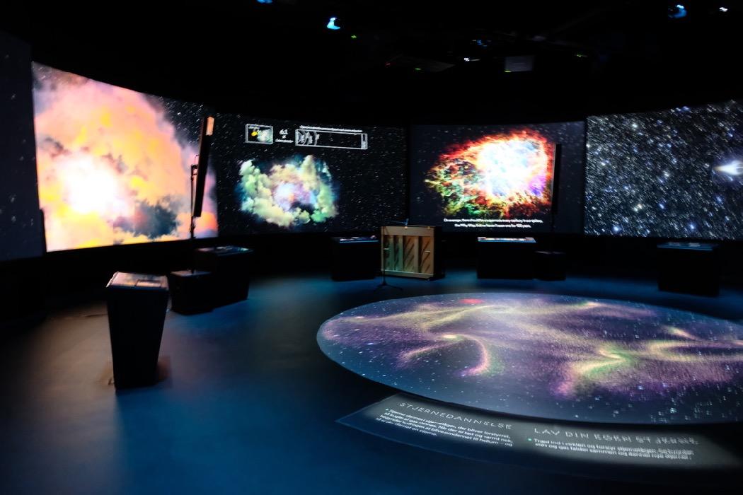 Planetariets nye udstilling - MADE IN SPACE - kulturformidleren - 3