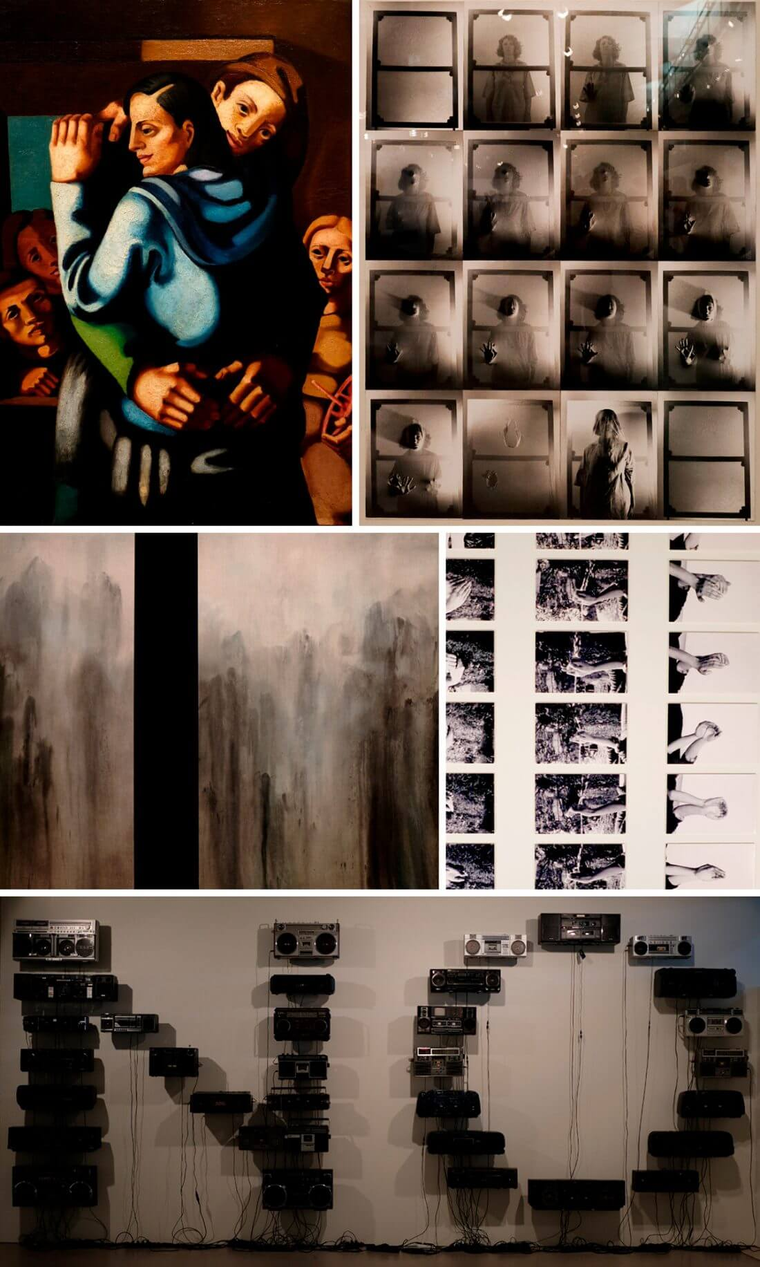 Fundação Calouste Gulbenkian moderne samling 2 kulturformidleren