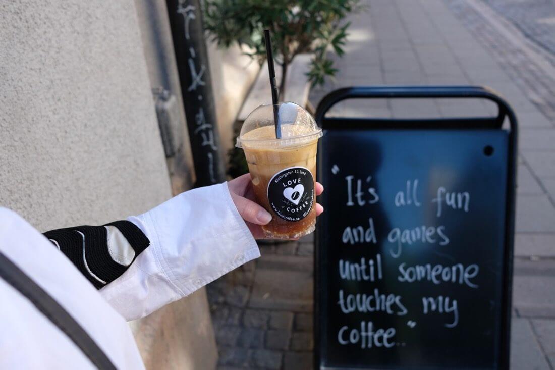 Love Coffe Klostergatan 1L